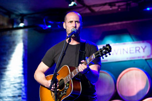 Paul Thorn at City Winery. Photo by Arnie Goodman