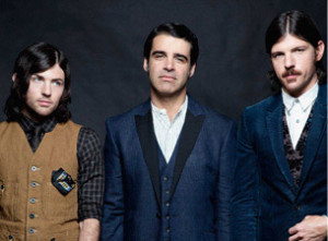 The Avett Brothers tour 2013
