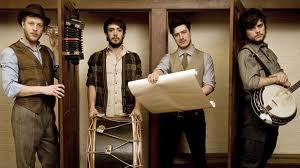 Mumford & Sons Grammy Awards