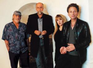 Fleetwood Mac interview tour new songs