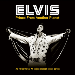 Elvis Presley Prince From Another Planet review