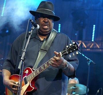 Magic Slim Chicago Blues dead
