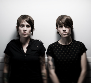 Tegan and Sara Now I'm All Messed Up music video