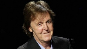 Paul McCartney tour new album