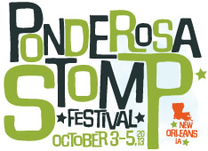 Ponderosa Stomp Festival 2013 Lineup