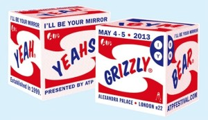 Grizzly Bear ATP I'll Be Your Mirror