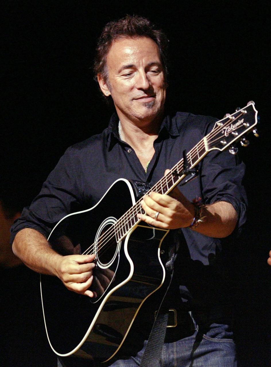 Bruce Springsteen – Elmore Magazine Bruce