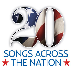 20 Songs Across the Nation