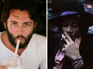 Jimi Hendrix Paul McCartney Miles Davis supergroup