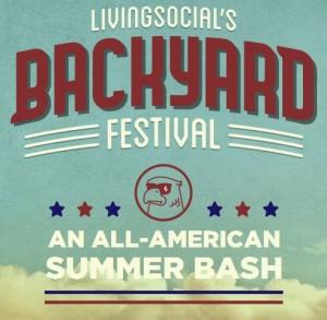 LivingSocial Backyard Festival