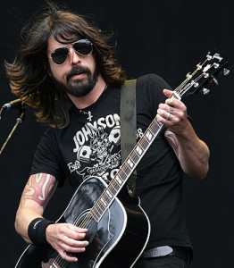 Dave Grohl The Rolling Stones