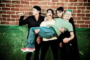 Red Hot Chili Peppers new album