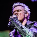 Billy Idol Captiol Theatre