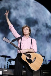Paul McCartney Barclay's Center