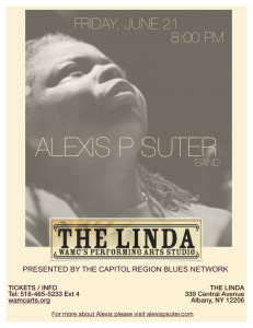 Alexis P Suter The Linda Albany