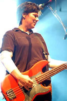 Bassist Kim Deal Leaves the Pixies – Elmore Magazine
