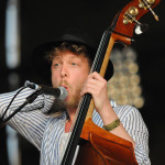 Mumford & Sons Ted Dwane hospitalized