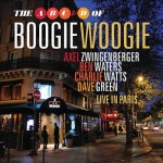 The ABC&D Of Boogie Woogie Live In Paris