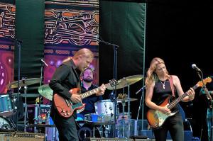 Tedeschi Trucks Band Black Crowes Jones Beach