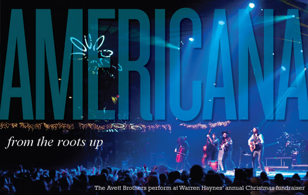 Americana from the roots up