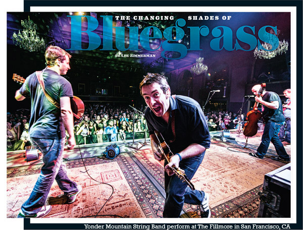 The Changing Shades of Bluegrass
