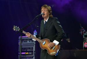 Paul McCartney Outside Lands