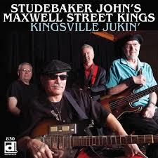 Studebaker John's Maxwell Street Kings