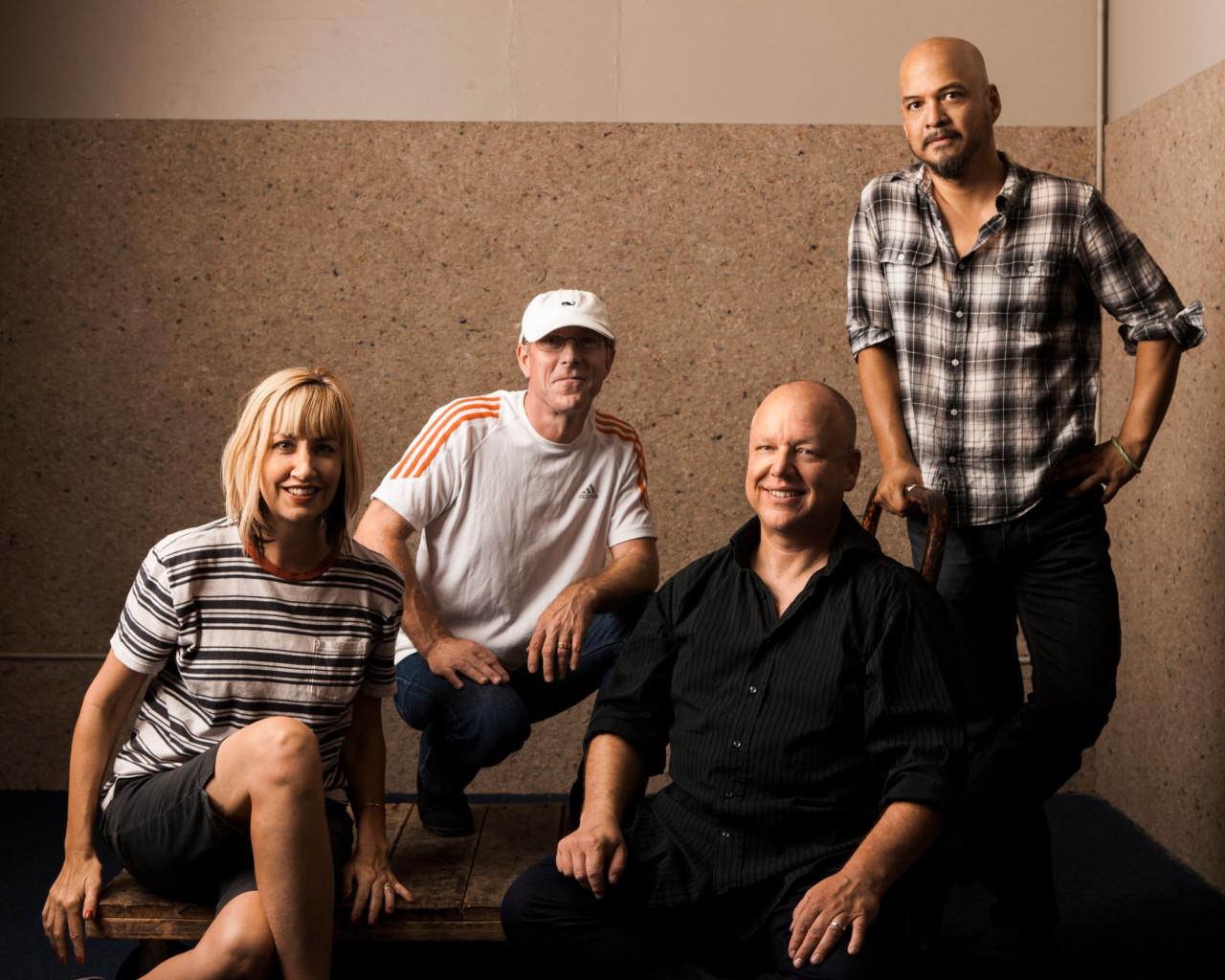 Pixies Tour News