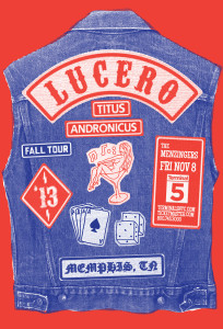 Lucero Titus Andronicus free tickets