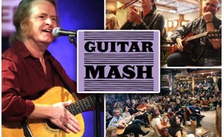Guitar Mash City Winery