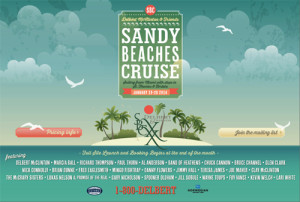Sandy Beaches Cruise contest