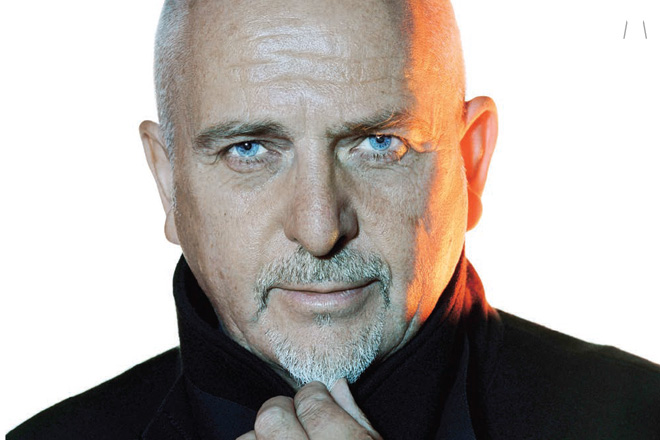 Peter Gabriel Announces New Album, Talks Genesis Reunion