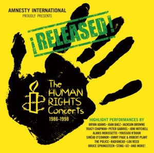 The Human Rights Concerts Amnesty International