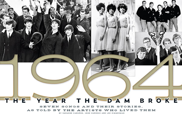 1964: The Year the Dam Broke - Seven Songs and Their Stories, as Told by the Artists Who Lived Them