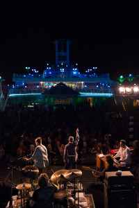 Delbert McClinton on the Sandy Beaches Cruise. Photo by Laura Carbone