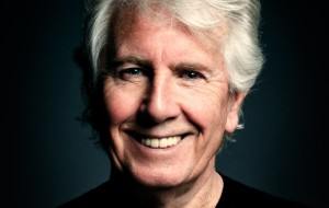Graham Nash is the keynote speaker of the 2014 Folk Alliance Conference.