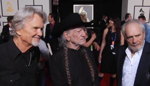 Kris Kristofferson Willie Nelson Merle Haggard new album