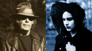 Jack White Neil Young covers album
