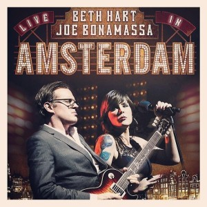 Beth Hart & Joe Bonamassa: Live from Amsterdam will be released March 25.