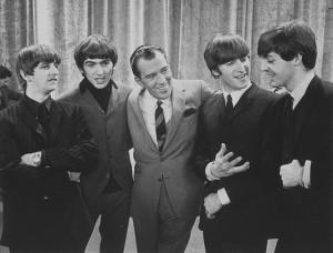 The Beatles Ed Sullivan autograph