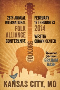 Folk Alliance International Kansas City