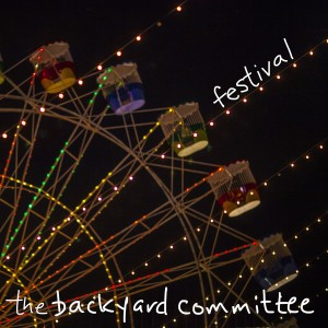 Festival is The Backyard Committee's second album.