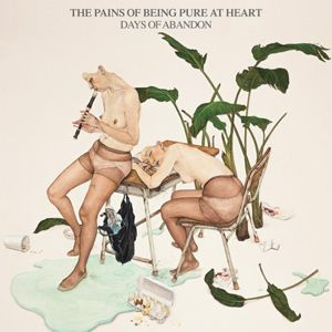 The Pains of Being Pure at Heart's new album, Days of Abandon, will be released April 22.