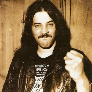 Scott Asheton The Stooges