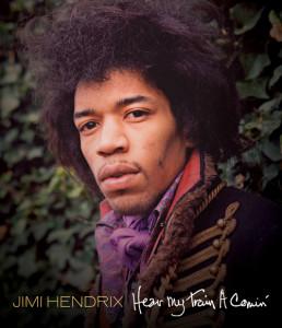 Jimi Hendrix Hear My Train A-Comin'