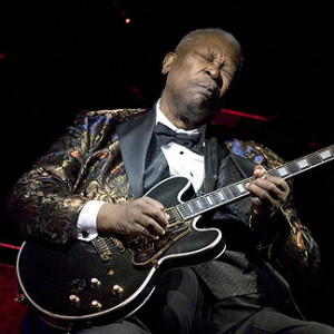 B.B. King booed offstage