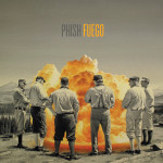 Phish new album Fuego