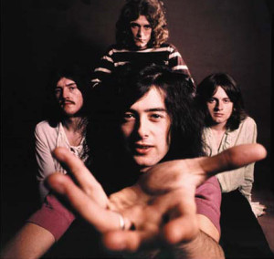 Led Zeppelin plagiarism