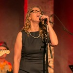Joan Osborne at the Nuggets anniversary show.