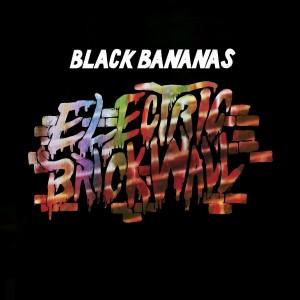 Black Bananas Electric Brick Wall